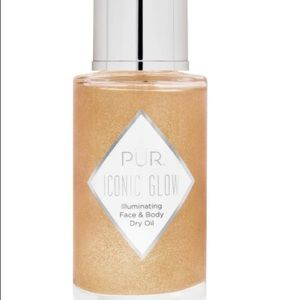 PUR Crystal Clear Iconic Glow Face & Body Oil